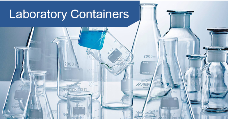 Laboratory Containers