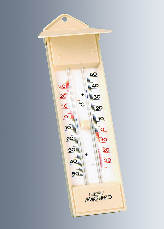 Thermometer & Alkoholometer