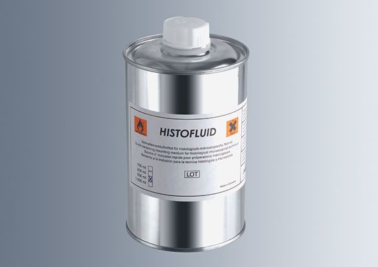 Histofluid mounting medium